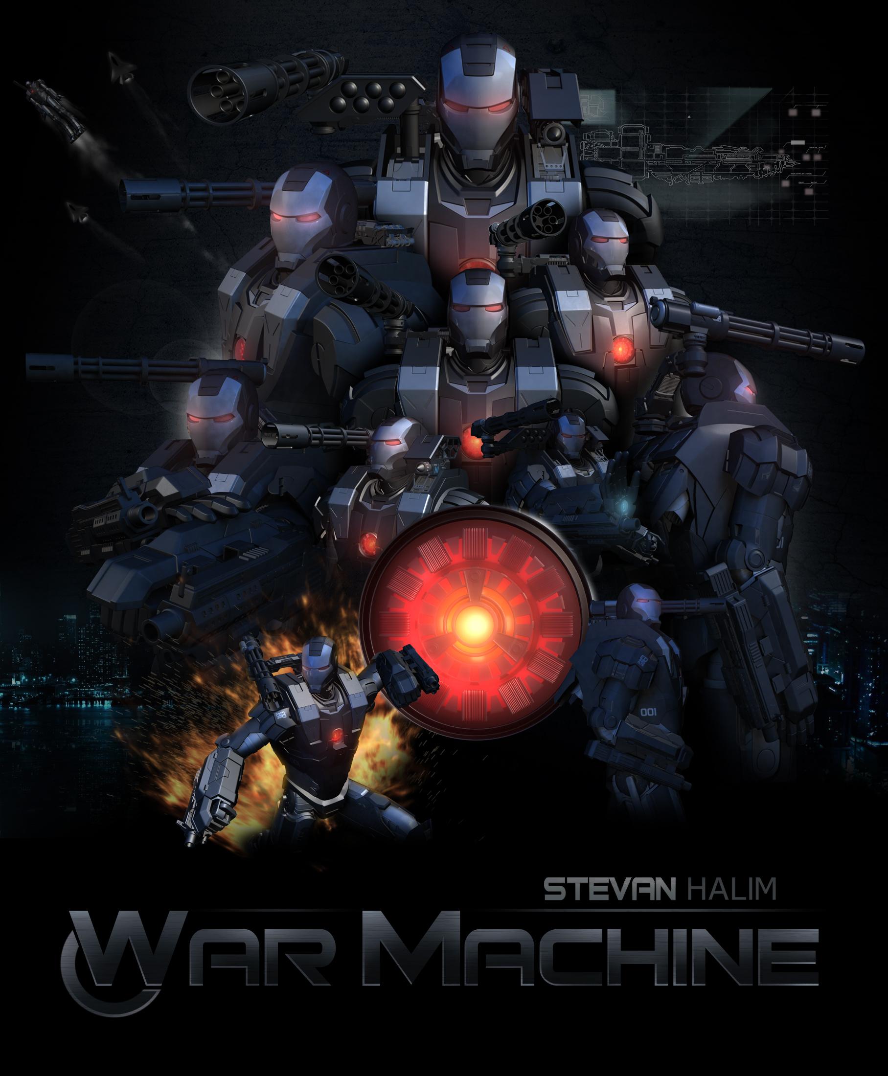 Iron Man 2: War Machine |